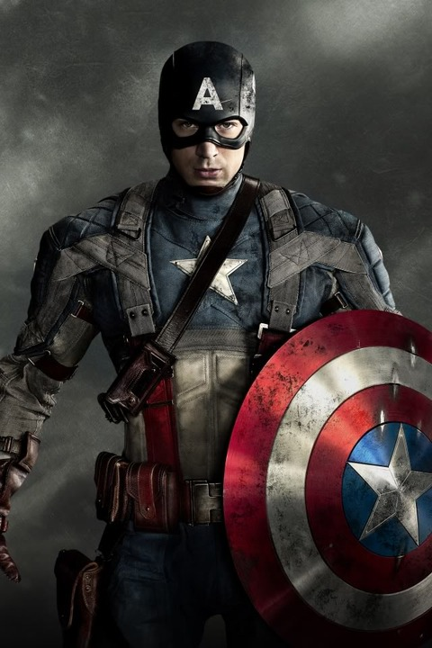 Captain America iPhone 4 Wallpapers