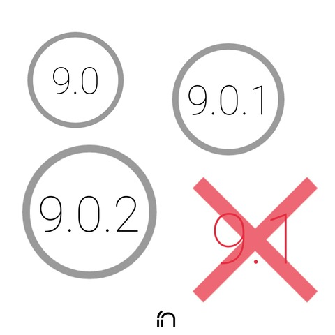【iOS 9 脱獄】iOS 9.1は脱獄不可!脱獄するなら今のうちぃ!