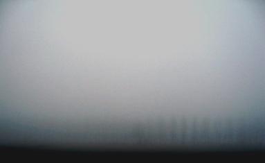 霧の朝 2007.3.2