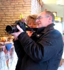 ヴィクトリオとカメラ