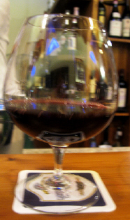 今日のグラスワイン