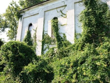 水田の中の教会 2