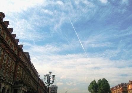 トリノの空