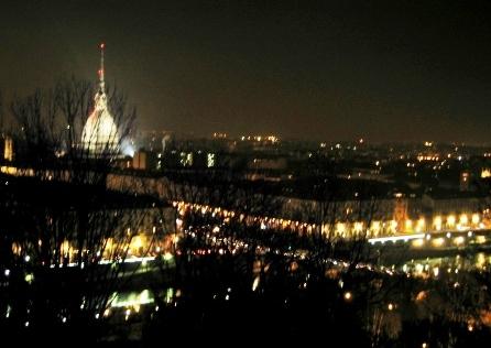 トリノの夜景 1