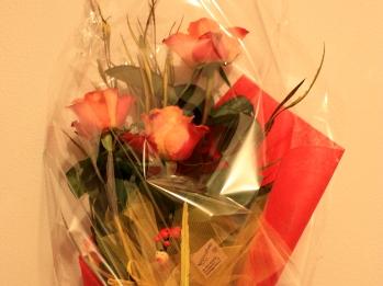 お誕生日の花 1