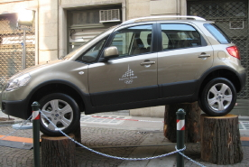 オリンピック専用車