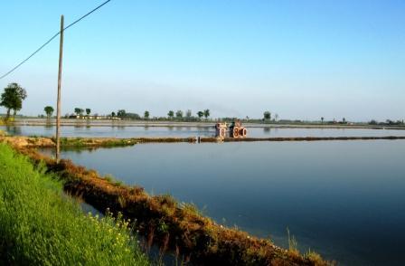 水の景色 21Apr 2007