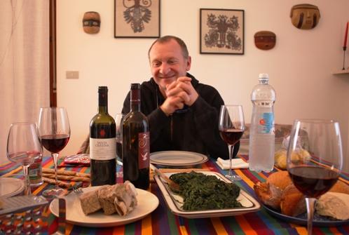 ワイン会とヴィクトリオ