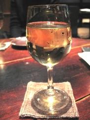 月あかりの白ワイン