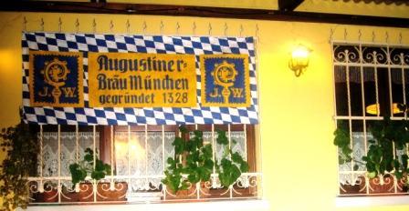 ドイツ レストラン1