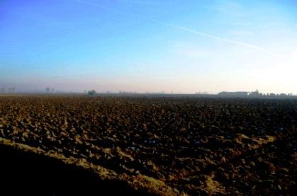 今年最後の田舎の景色