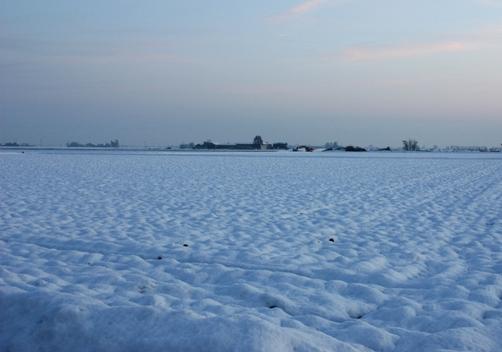 雪 その後