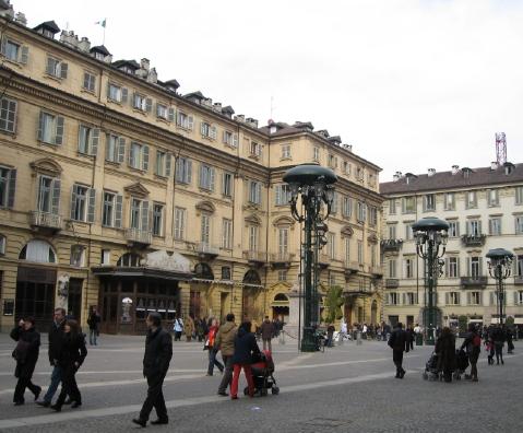 トリノの街 1