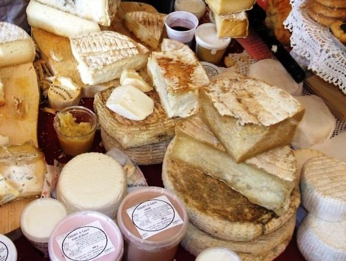 アランのチーズ