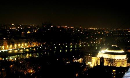 トリノの夜景 2