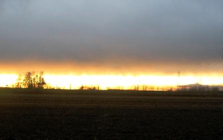 日没の頃 12.2006