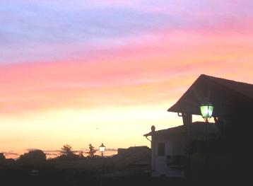 31maggio2006 夕焼け
