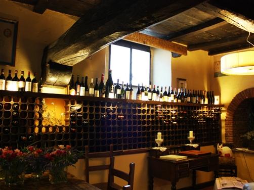 ワインのある風景