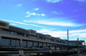 マルペンサ空港の空