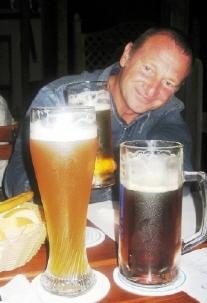 ドイツビールとヴィクトリオ