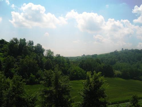 アルバの景色