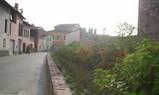 修道院のある町