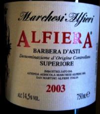 MARCHESI ALFIERA 2003