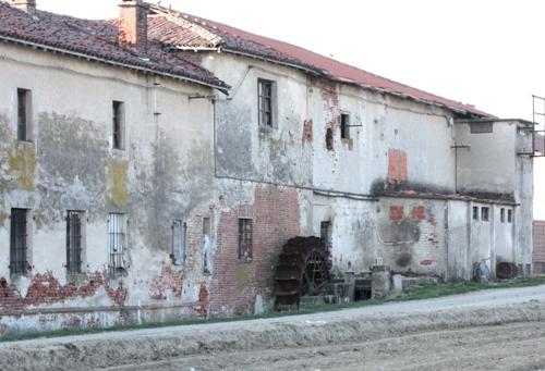 ジェン二の住んでいた農場