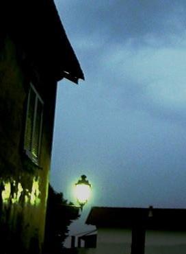雨の夕方 settembre 2006