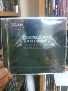 Metallica Tribute CD