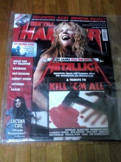 Metal Hammer 2013 Feb