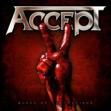 ACCEPT : Blood Of The Nations