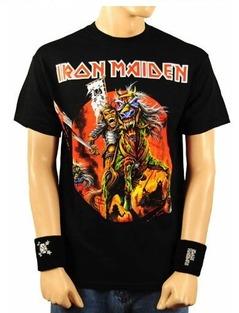 IRON MAIDEN Tシャツ 表