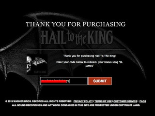A7X Download 1