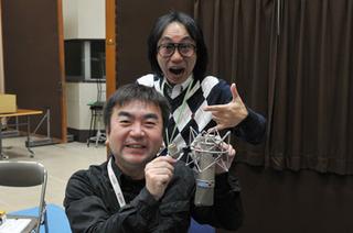 伊藤政則氏と松本アナ