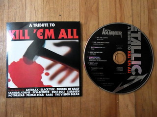 Kill 'Em All Tribute