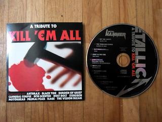 Kill 'Em All Tribute