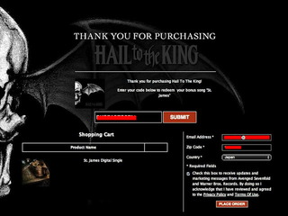 A7X Download 2
