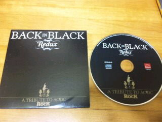 Classic Rocks AC/DC Tribute CD