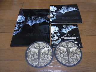 A7X CD
