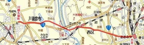 川越電気鉄道