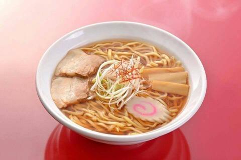 3一番星麺盛り付け例