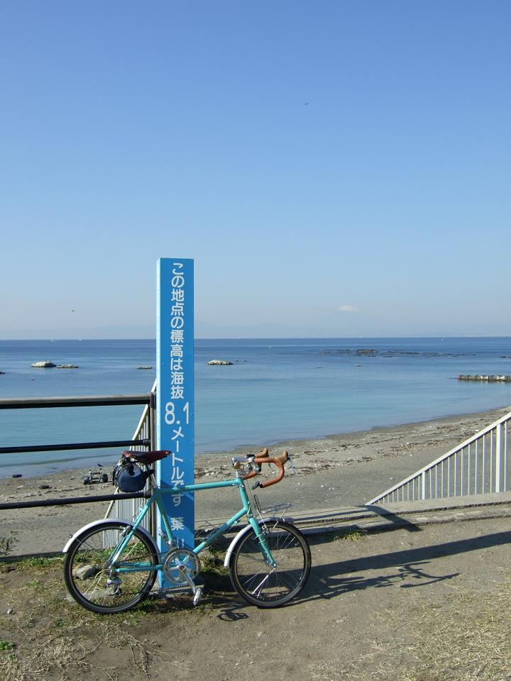 自転車の 自転車 走行距離 時間 : あじこぼたより:ミニベロい ...