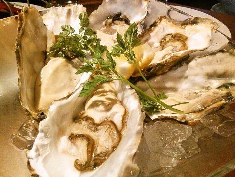 厚岸産生牡蠣
