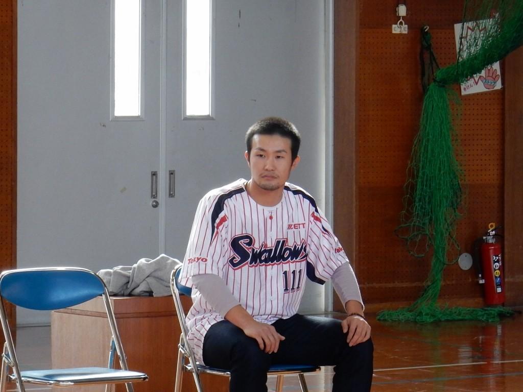 中島彰吾選手祝賀会 : 少年野球 ...