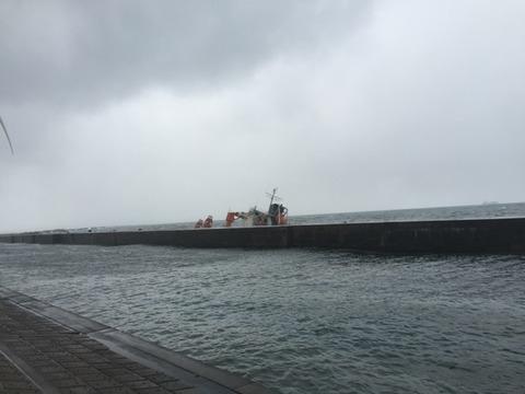 【実話】こ、怖っ…冬の日本海ってほんと怖い‼︎