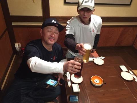 【三日酔い】ハンターズ大新年会!!