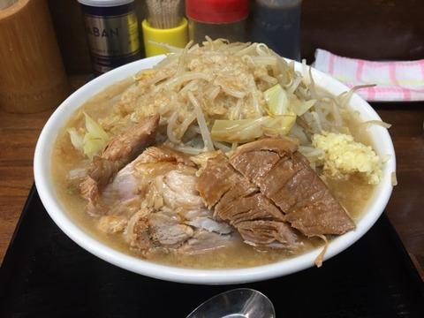 2016年の〆ラー 酒田市 麺や土門 【酒田 二郎系】