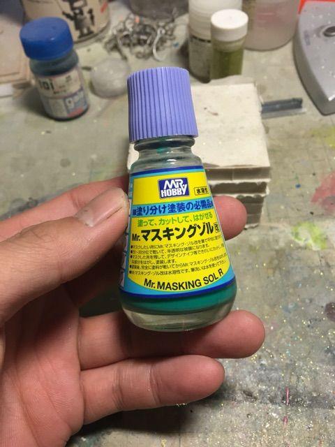 【甲殻類カラー】想像で塗ってみた【リペイント】