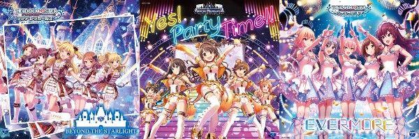 【モバマス】今日の21時から3週連続CD発売記念ニコ生が放送!